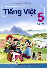 Tả quyển sách Tiếng Việt 5 tập 2
