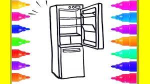 tả cái tủ lạnh nhà em