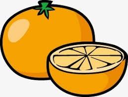 tả quả cam